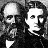 Joseph Gurnsey Brown & Harriet Maria Young